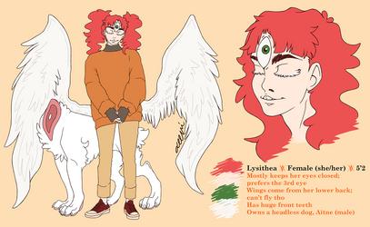 Ref sheet: Lysithea