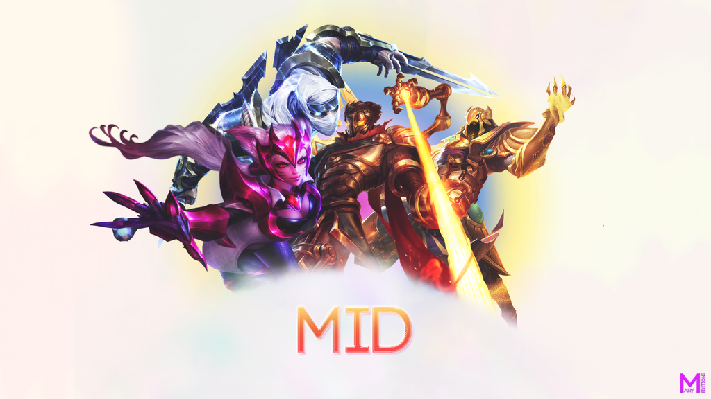 Mid League of Legends Wallpaper 2 by marybunny8 on DeviantArt