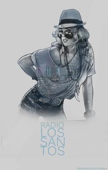 Radio Los Santos by Neezux on DeviantArt