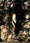 -Vampire Hunter D- by hellangel