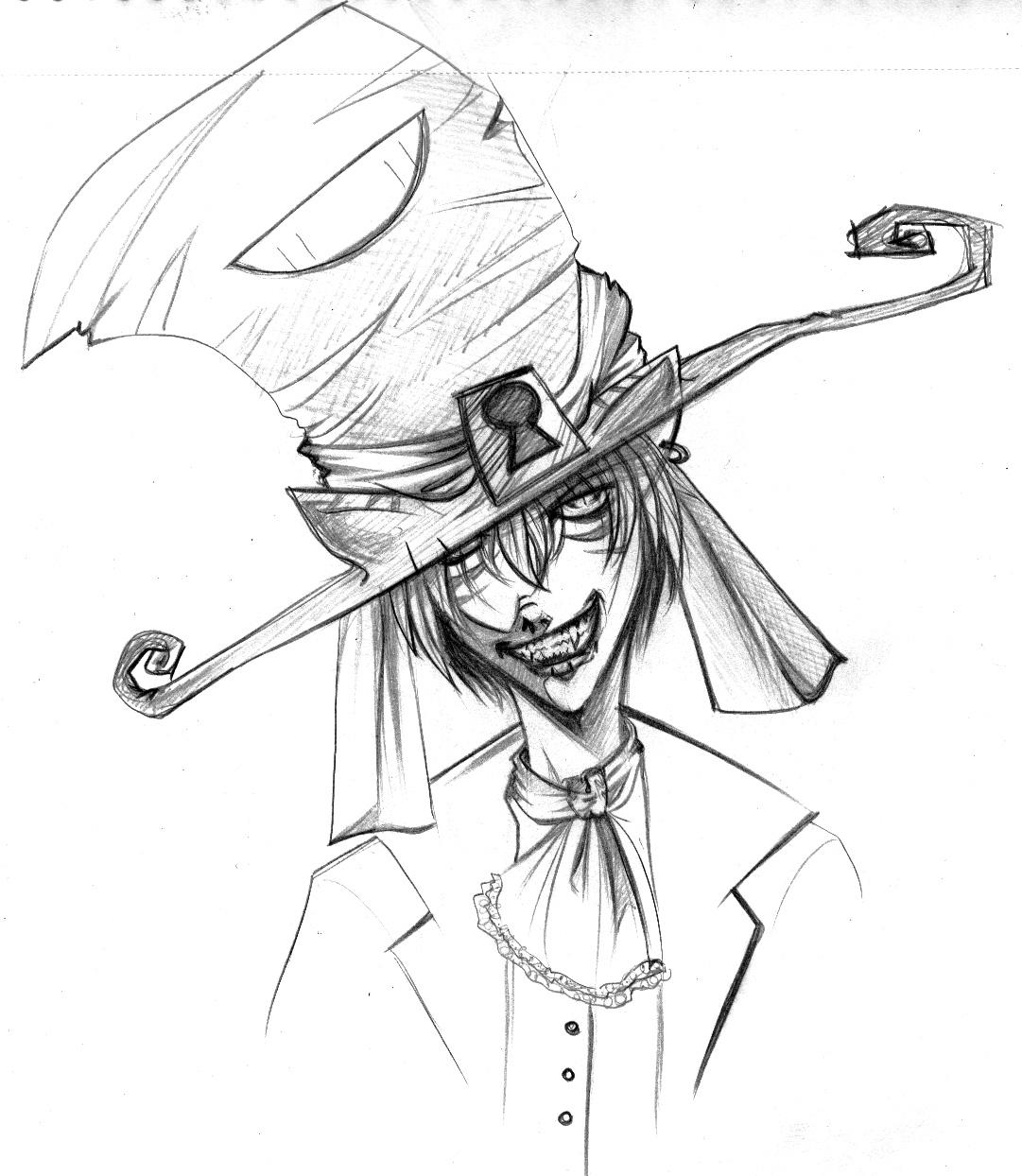 Cheshire Cat Wip By Hellangel On Deviantart