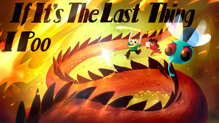Title Card of 'The Legend of Lucky Pie' EP03