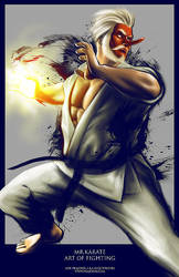 Mr.Karate by FADCtoULTRA