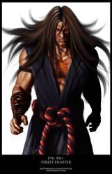 Evil Ryu 'alternate version' by FADCtoULTRA