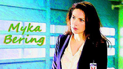MykaBering aka Myka Bering