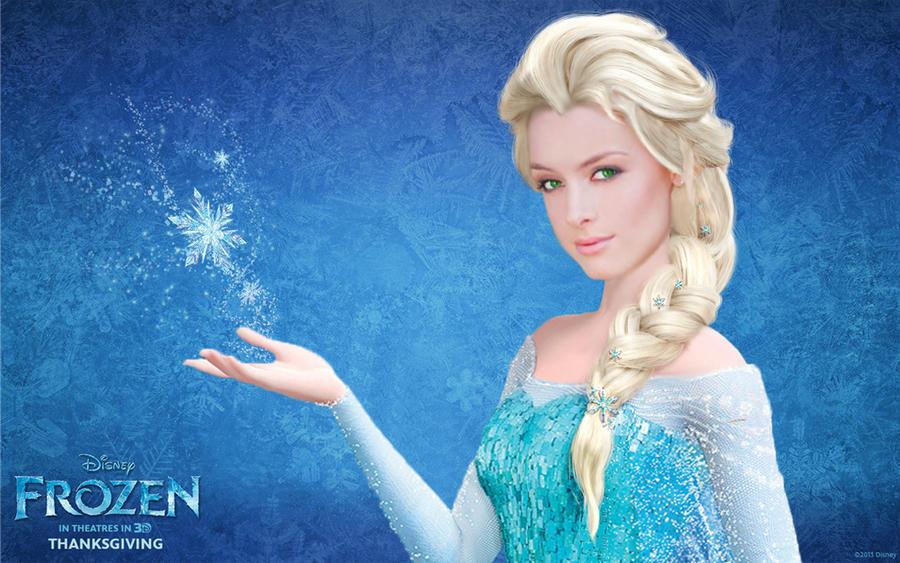 Snow Queen Rach... Valkubus