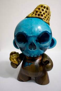 Liver Failure - Custom Munny Vinyl Toy