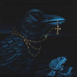Croppin' - Oily Crow II