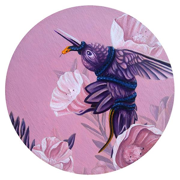 Croppin' - Pollinators II by LoafNinja