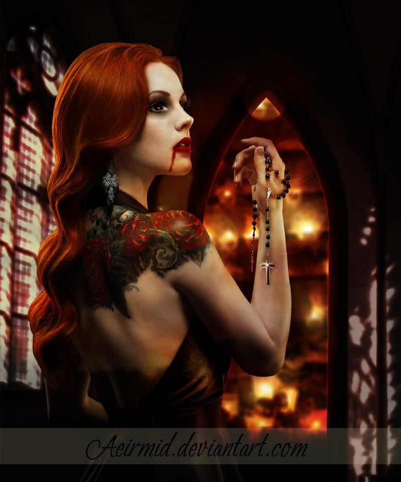 Losing My Religion by Aeirmid