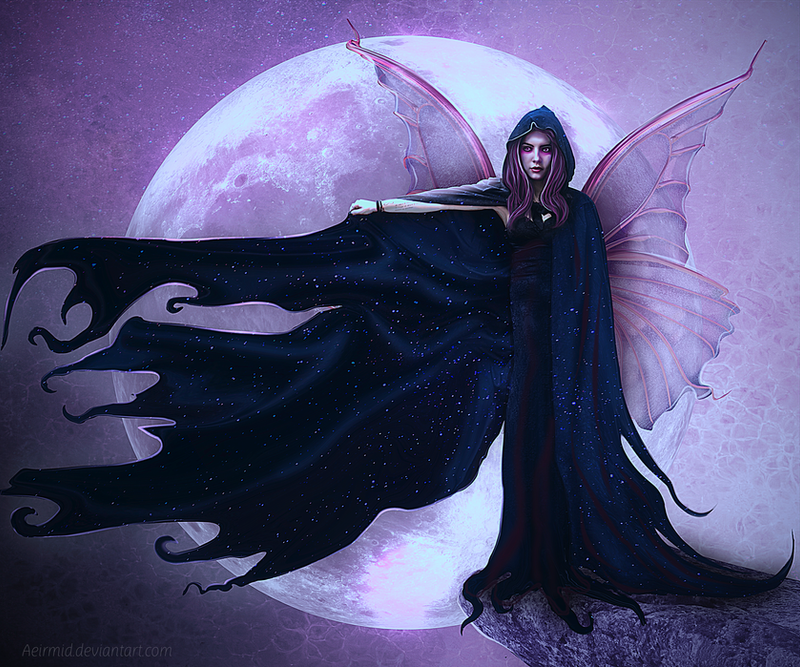 By Moonlight by Aeirmid