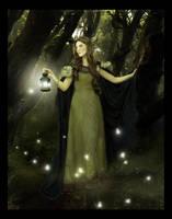 The Fairy Trail II by Aeirmid