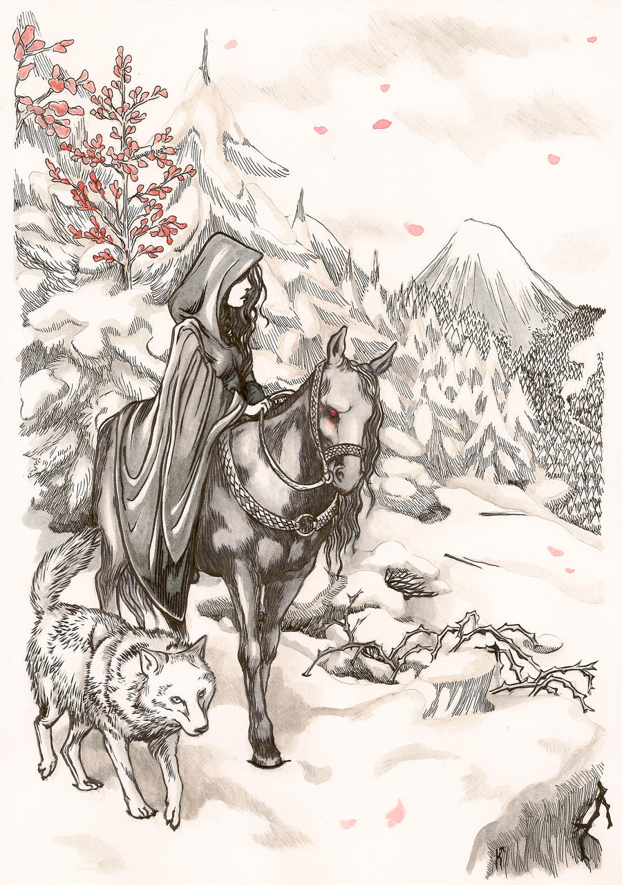 above is skyrim drawing - photo #4