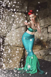 Mermaid by TenthMusePhotography
