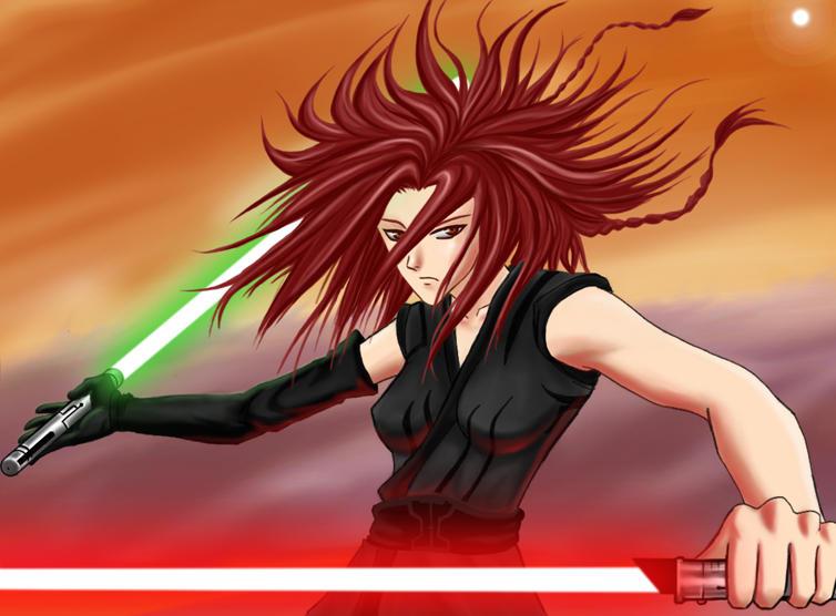 Jedi redux by rokkudaime