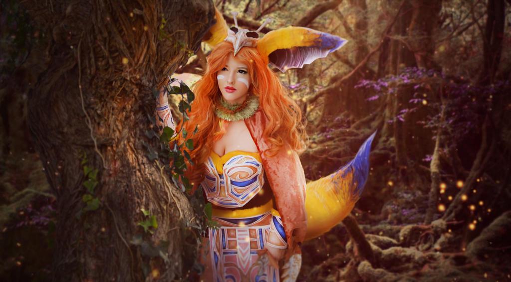 Gnar cosplay by Felanka