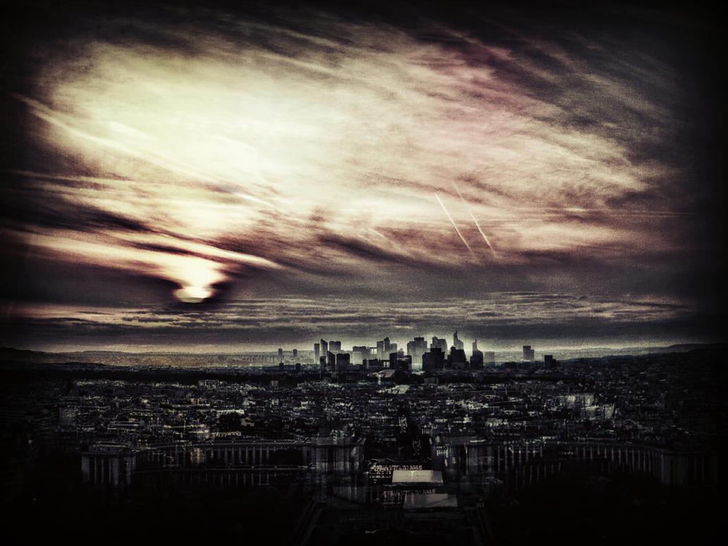 Paris Ghosttown by arisV8