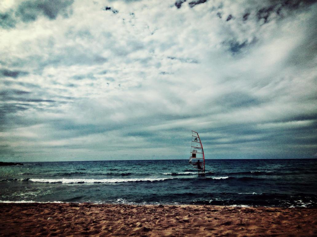 Windy Day by arisV8