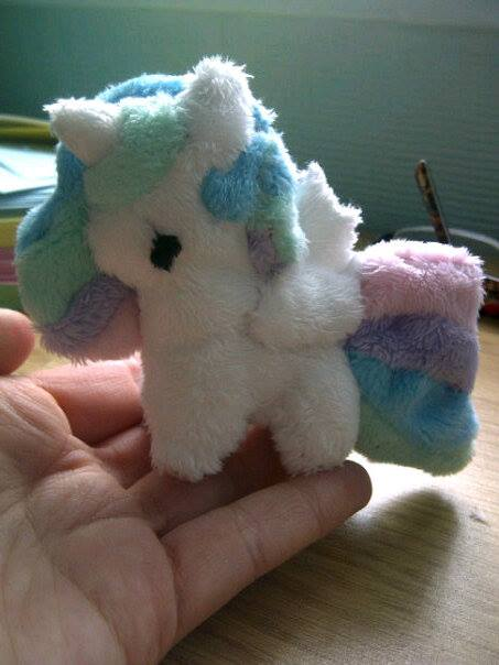 Mini Celestia by DappleHeartPlush