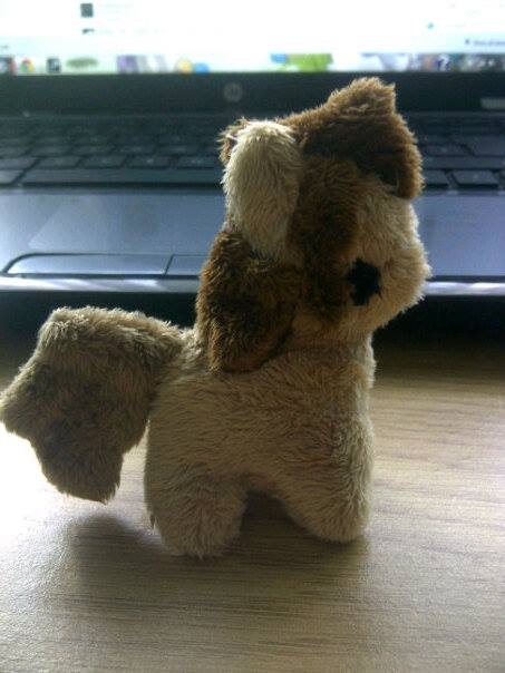 Tiny Spirit by DappleHeartPlush