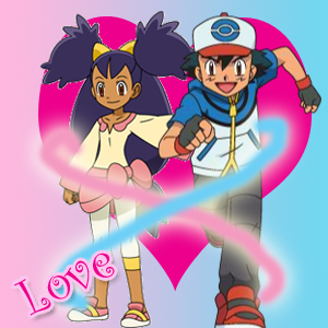 Ash loves Iris Alwaysand4ever by NellyBlaze