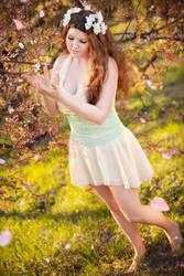 Spring Beginnings by SinystraSunshine