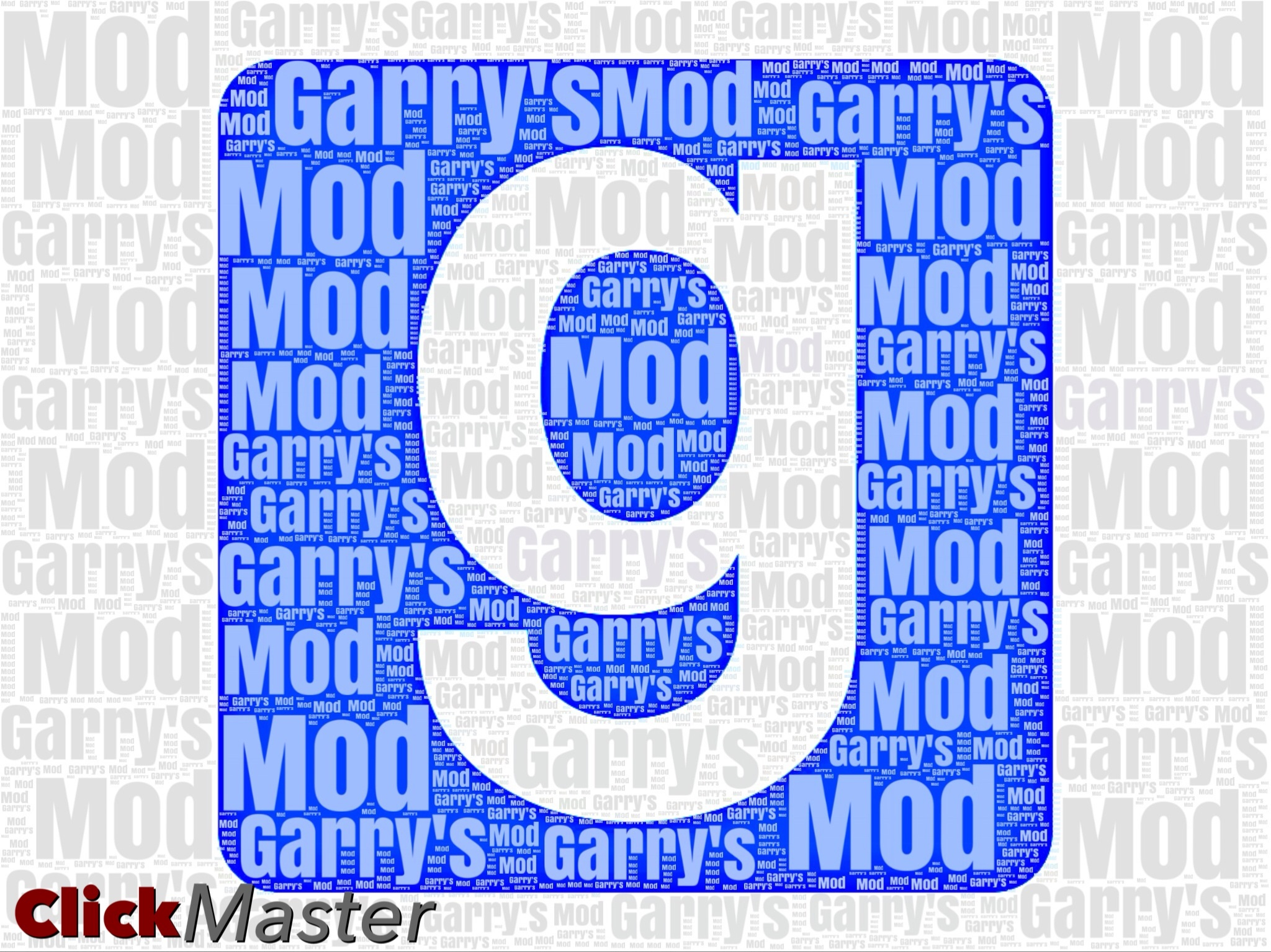 Garry's mod logo by ClickMaster9595