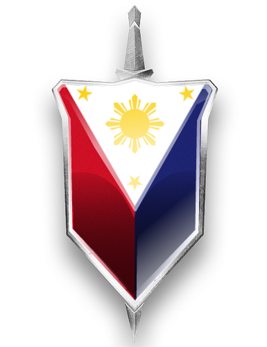 Philippine Flag by JayEff97 on DeviantArt