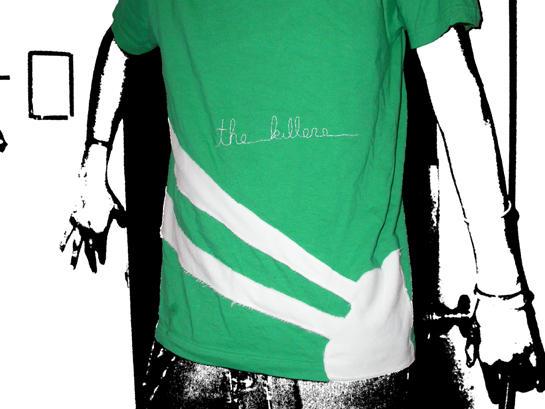 the killers shirt