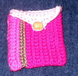 pinc coin purse
