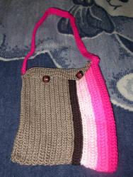 brownie pink bag