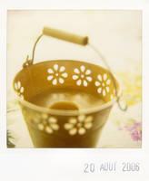 flower pot by prismopola