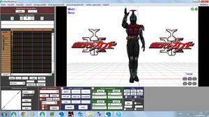 Kamen Rider  Kabuto Form