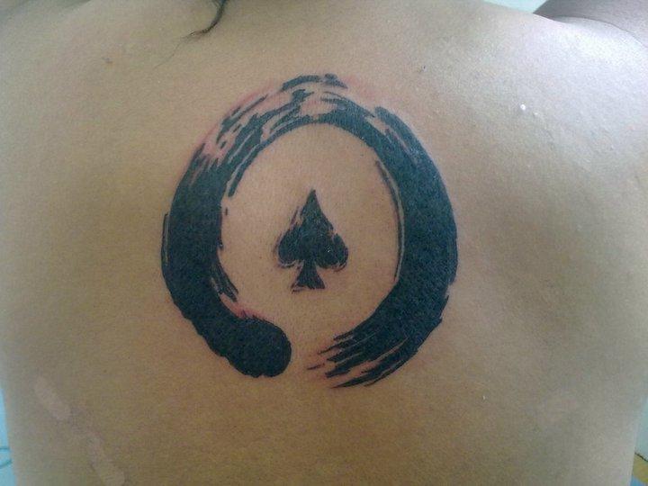 Enso Tattoo Designs