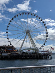 Great Wheel by Hammingham