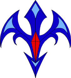 Updated Barian Emblem by KamishiroRyoga
