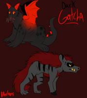 Dark Gatcha 1 by SearingPaint