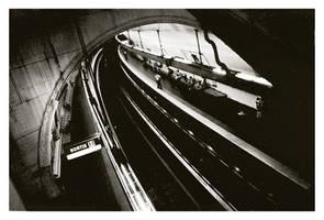 Paris metro by filip5