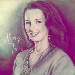 Princess Salma by thamza