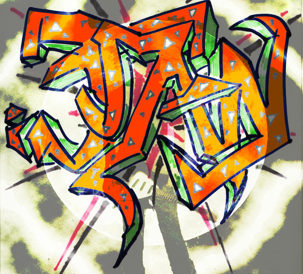 Graff Art 02 by IMAGE05