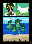 Maleable Pg 03 comic by FBende