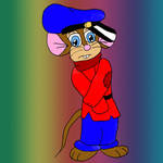Puppy-eyed Fievel by ChippingChart66