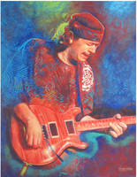 Santana by Wolfnemesis