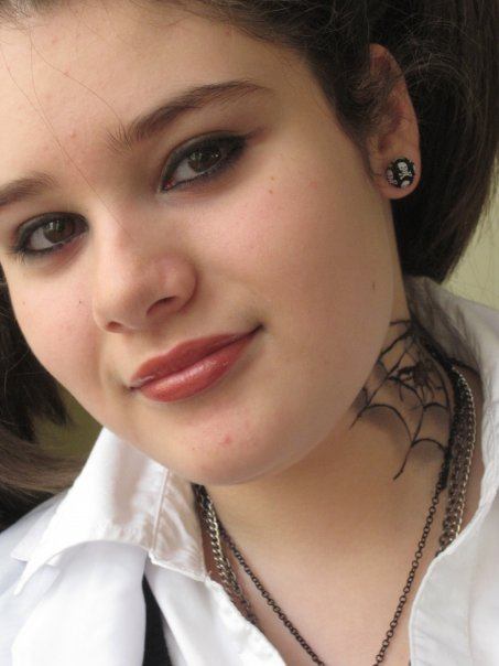 Abby sciuto the neck tattoo by masquerade73 on deviantart for Ncis abby tattoo