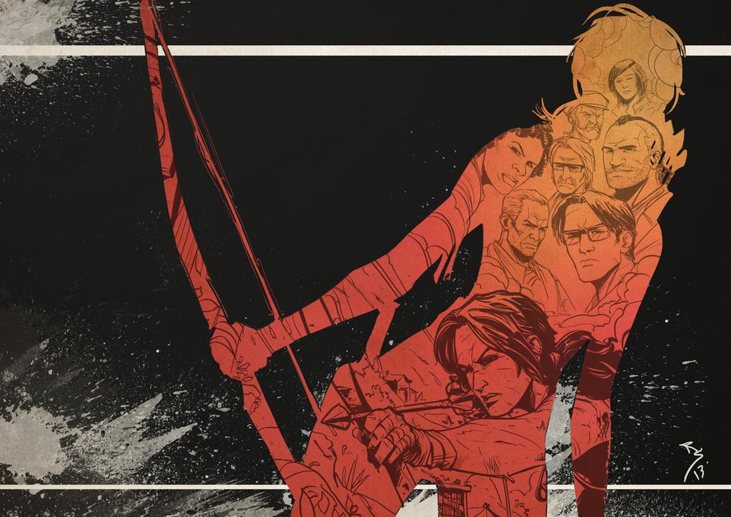 Tomb Raider Reborn by Ruihq
