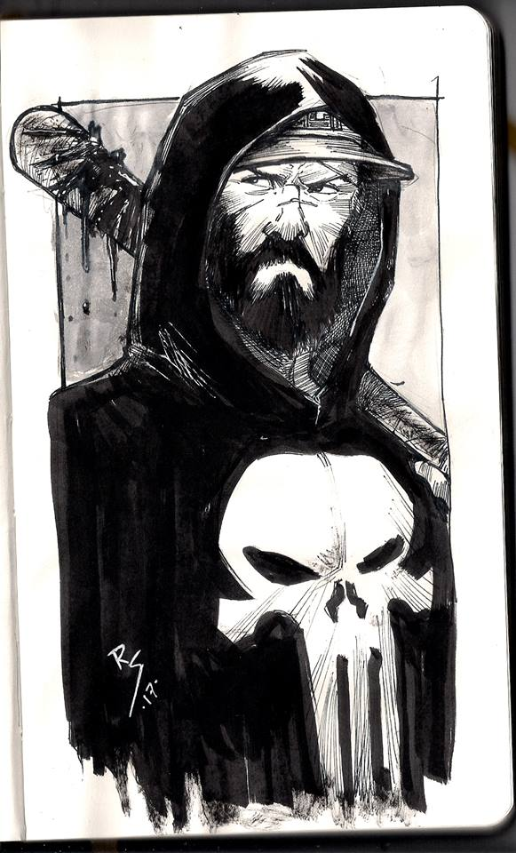 Punisher.... by Ruihq
