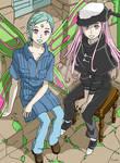 Eureka Seven -Eureka and Anemone-