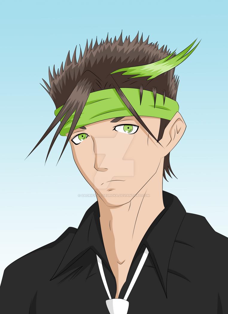 My Character Seiry by SacrificatoEureka
