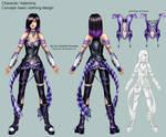 Character concept: Valentina
