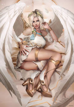 Mercy. Winged Victory
